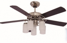 Ventilador Decorativo  Altea 52  Chcololate
