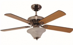 Ventilador Decorativo  Bilbao  52 Maple