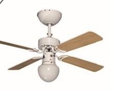 Ventilador Decorativo  Condesa  42 Maple